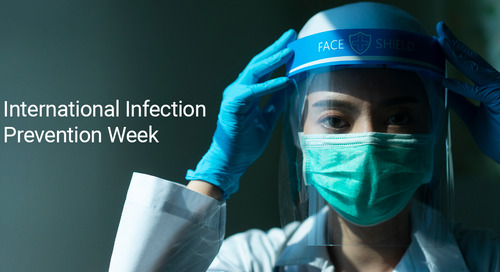 Recognizing International Infection Prevention Week