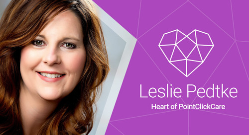 The Power of Empathy in Long Term Care with Leslie Pedtke