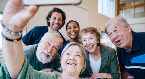 Senior Living & The Shift to a Technology-Driven, Care-Focused Model