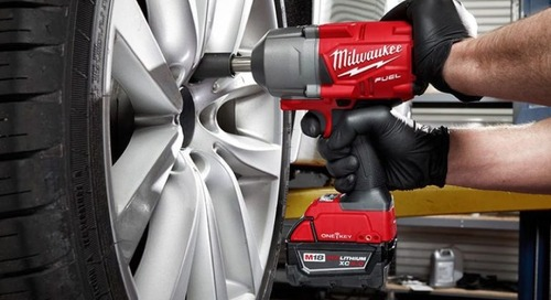 Pro Tool Reviews: Controlled Torque Impact Wrench