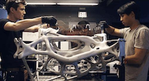 Generative Design at Ivy Tech Lightens Load for Former Animatronics Operator