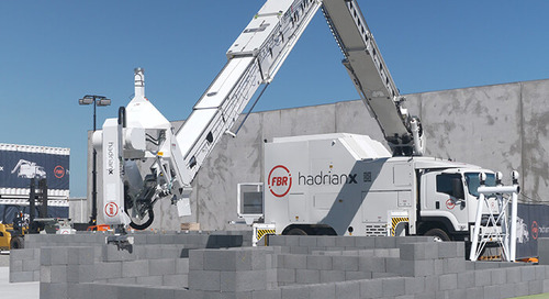 This Bricklaying Robot Is Changing the Future of Construction