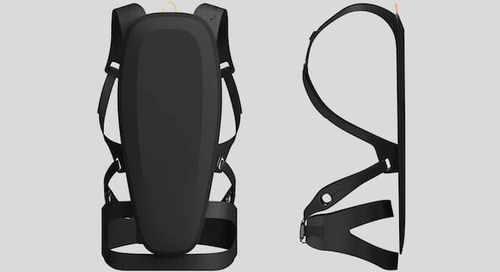 This Spine Protector Worn as a Second Skin Makes Extreme Sports Extremely Safer