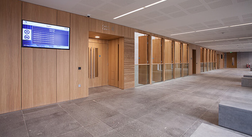 How Lean Construction Methods Gave BAM Ireland Its Day in Cork