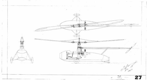 Igor Sikorsky, the Man With the Impossible Dream of a Rotary-Wing Helicopter