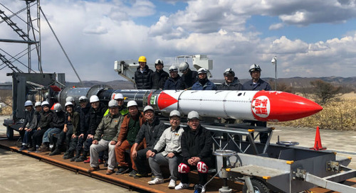 Japan's First Private Rocket Launches With the Help of Agile Development