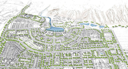 Generative Design Takes Digital Urban Planning to New Heights Near Abu Dhabi