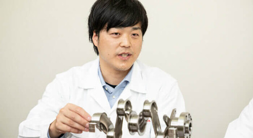 How Honda Ditched Conventional Thinking to Design a Lighter Crankshaft