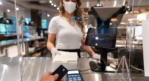 Wanna Grab a Bite? How Restaurants Handle Social Distancing (Hint: It's Weird)