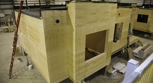 Prefab Construction's Benefits Grow With Design for Manufacture and Assembly