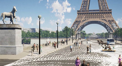 Digitizing the Eiffel Tower: Inside the World's Largest Urban 3D Model