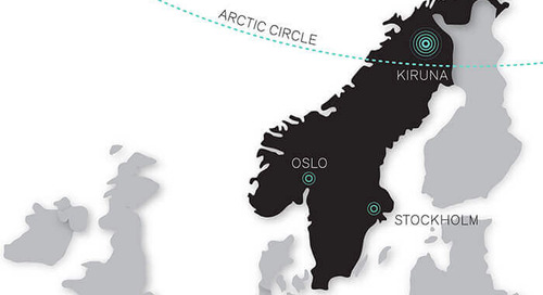 Location, Location, Relocation: Swedish Town in the Arctic Is Moving—Literally
