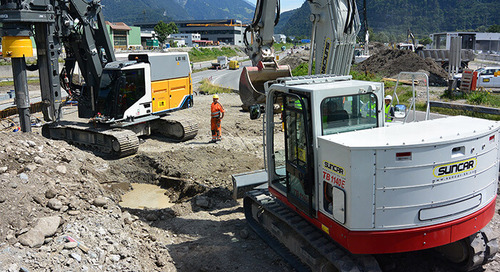 Switching on Electric Construction Equipment Can Make Jobsites Greener
