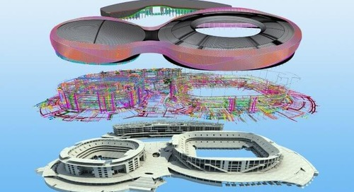 A Green BIM Process Shapes Construction of Iconic Sports Venue in China