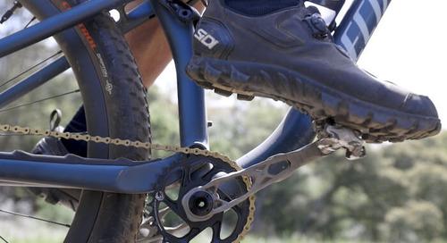 Trailblazing SRAM Crank Arm Shows How Generative Design Can Enhance Bicycles