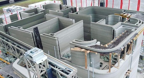 Habitat for Humanity Builds Faster and Cheaper by 3D Printing Affordable Homes