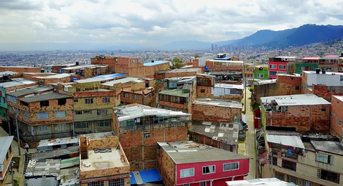 Earthquake-Prone City in the Clouds Needs the Cloud to Protect Homes and Families