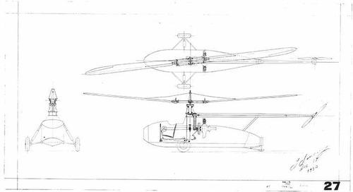 回転翼を持つヘリコプターという夢をかなえたイゴール・シコルスキー