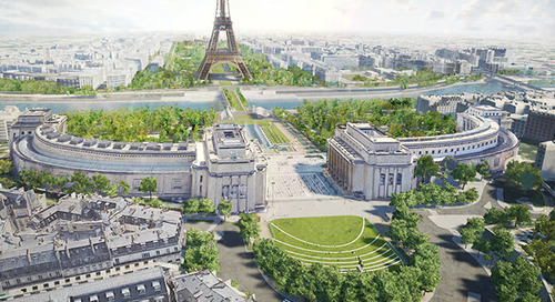 Inside a Monumental Plan to Transform the Eiffel Tower's Iconic Park Landscapes