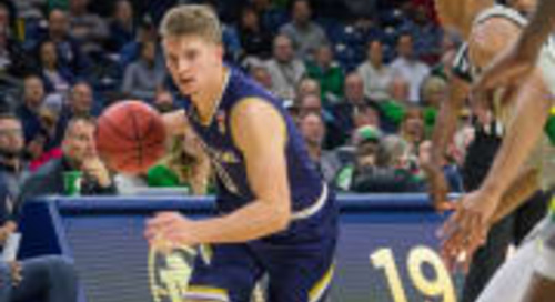 Notre Dame Pulls Away From Chicago State In 89-62 Win