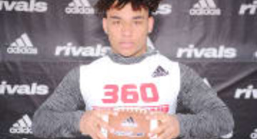 Decision Day: 2019 RB Kyren Williams
