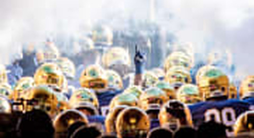 Notre Dame-New Mexico: 10 To 1 Countdown