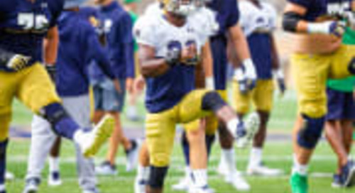 3-2-1 Observations, Questions & Prediction On Notre Dame Football