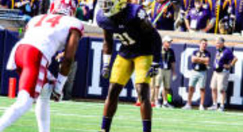 Irish Huddle Podcast: 2018 Notre Dame Secondary Preview