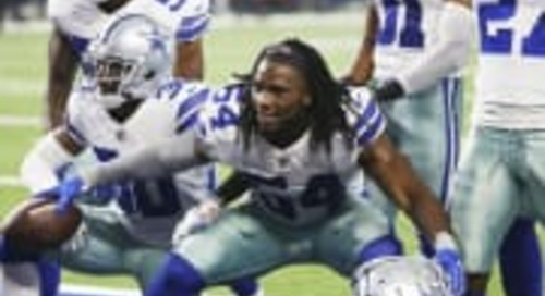 Irish In The NFL: Jaylon Smith Added To NFC Pro Bowl Roster