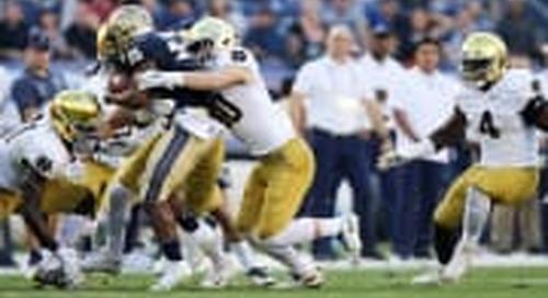 Drew White To Undergo Surgery; Javon McKinley Reinstated By Notre Dame