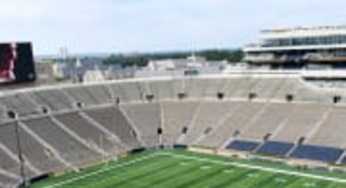 Notre Dame Football Live Blog: Blue-Gold Game