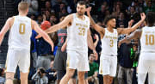 MEN'S HOOPS: Notre Dame vs. Georgia Tech Preview