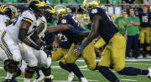 Focus, Intensity, Attention To Detail Key To Notre Dame's Stretch Run