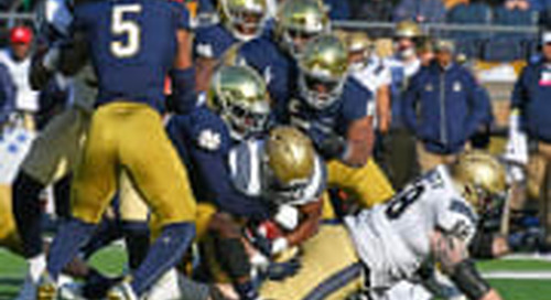 Notre Dame Scoring Defense Quietly Among Best Again