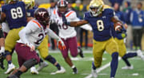 Notre Dame's 25 Most Important Players: No. 14, Jafar Armstrong