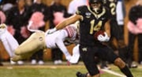 2020 Opponent Preview: Wake Forest's Stability Faces A Big Test