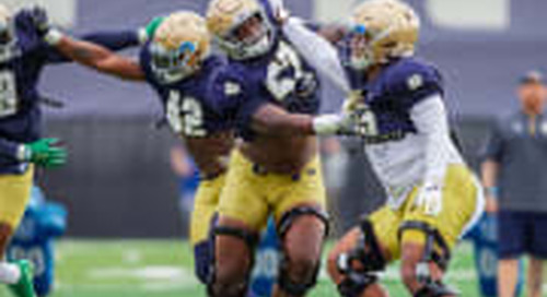 Notre Dame Football Notebook: Media Day