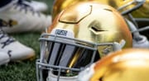 Lucky Charms: 2021 OL To Watch; DB Recruit Reschedules Notre Dame Visit