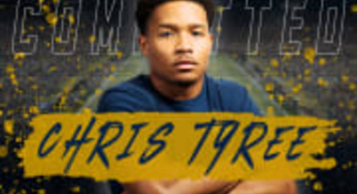 Notre Dame Lands Rivals100 RB Chris Tyree