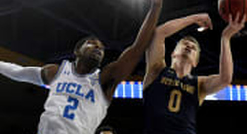 Kris Wilkes & UCLA Down Notre Dame In Closing Seconds, 65-62
