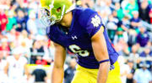NFL DRAFT: Green Bay Packers Draft Equanimeous St. Brown In The 6th Round