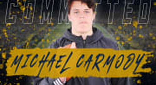 Four-Star OL Michael Carmody Commits To Notre Dame