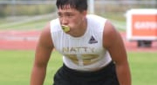 Big-Time 2021 Hawaii LB Ho'ohuli Hopeful For Notre Dame Offer