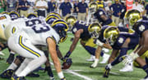 PODCAST: Breaking Down The 2019 Notre Dame Football Schedule