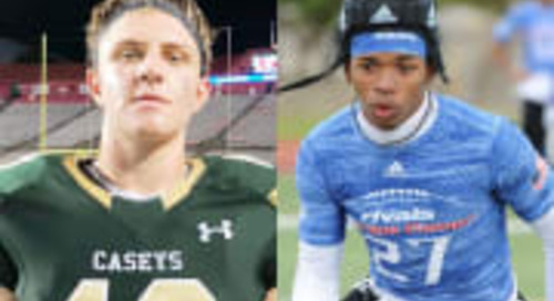 Notre Dame Commits Facing Big Playoff Tests