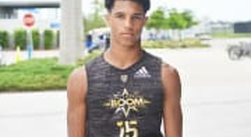 Notre Dame Visit Stands Out For 2022 WR Tyler Morris
