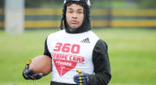 2019 RB Kyren Williams Previews Notre Dame Official  Visit