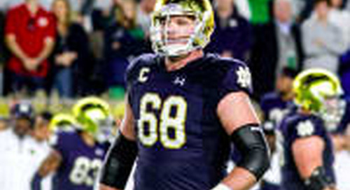 NFL DRAFT: San Francisco 49ers Draft Mike McGlinchey No. 9
