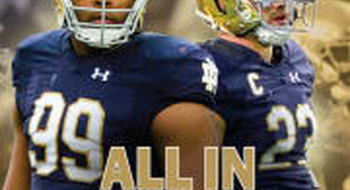 Last Day For Special Price On The Blue & Gold Illustrated Football Preview