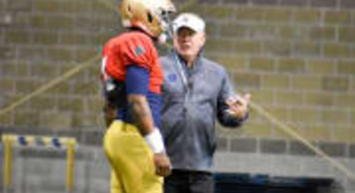 Brian Kelly Notebook: March 20